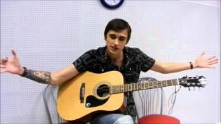 Nirvana - Something In The Way  (Видео Урок Как Играть На Гитаре) Разбор