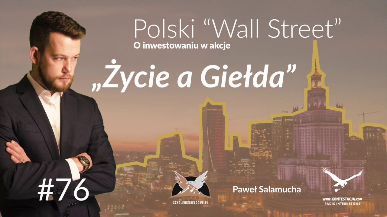 Życie a giełda - 1500 PLN na inwestycje - Akcje, Forex, GPW