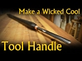 The Most Wicked Cool Lathe Tool Handle on YouTube