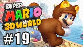 Die Fuzzies sind zurück! | #19 | Super Mario 3D World