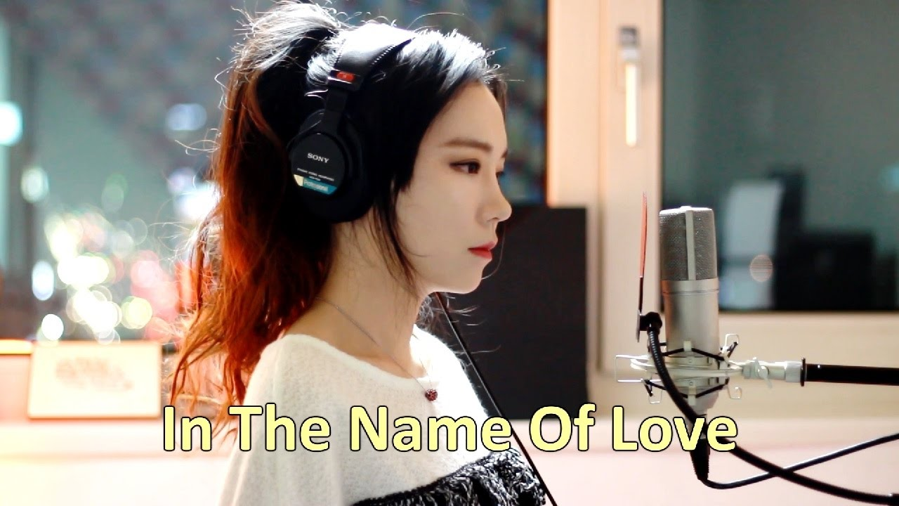 In The Name Of Love ( Cover By J.Fla
