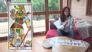 Gabriela Rodríguez, Introducción al Tarot, Arcanos Mayores #1