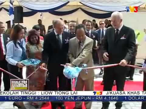 Marelli Asia Pacific Opening Ceremony TV3 News