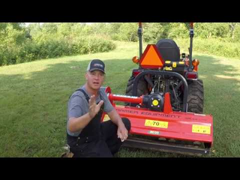 Flail Mowers - TRACTOR IMPLEMENTS, VALUE PRICES SHELBURNE, ONTARIO