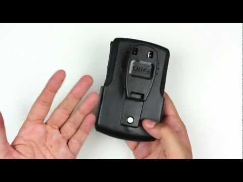 OtterBox BlackBerry Curve 8300 Defender Series Case Video Review