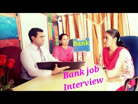 ICICI Bank Interview Video : Bank Job Interview
