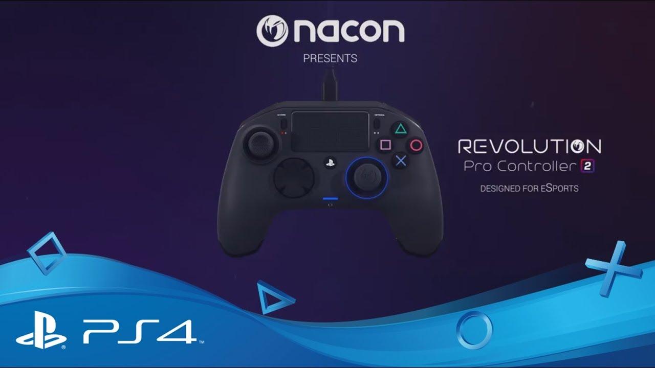 Diagram Nacon Revolution 2 Pro Officially Licensed Ps4 Controller