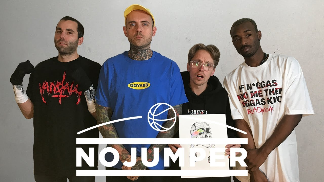 NO JUMPER STATE OF THE NATION! Robesman, House Phone ...