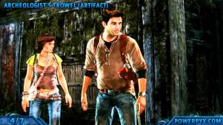 Uncharted Golden Abyss - All Treasure Locations - Chapter 5