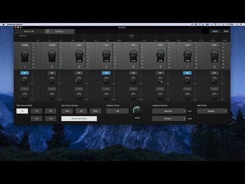 PRESONUS Quantum - 26x32 Thunderbolt Audio Interface ...