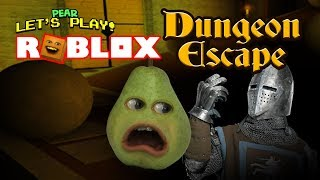 Roblox: ESCAPE DUNGEON #1 [Pear Plays]