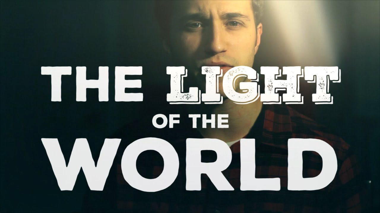 The Light Of The World | Inspirational Christian Video - Troy Black