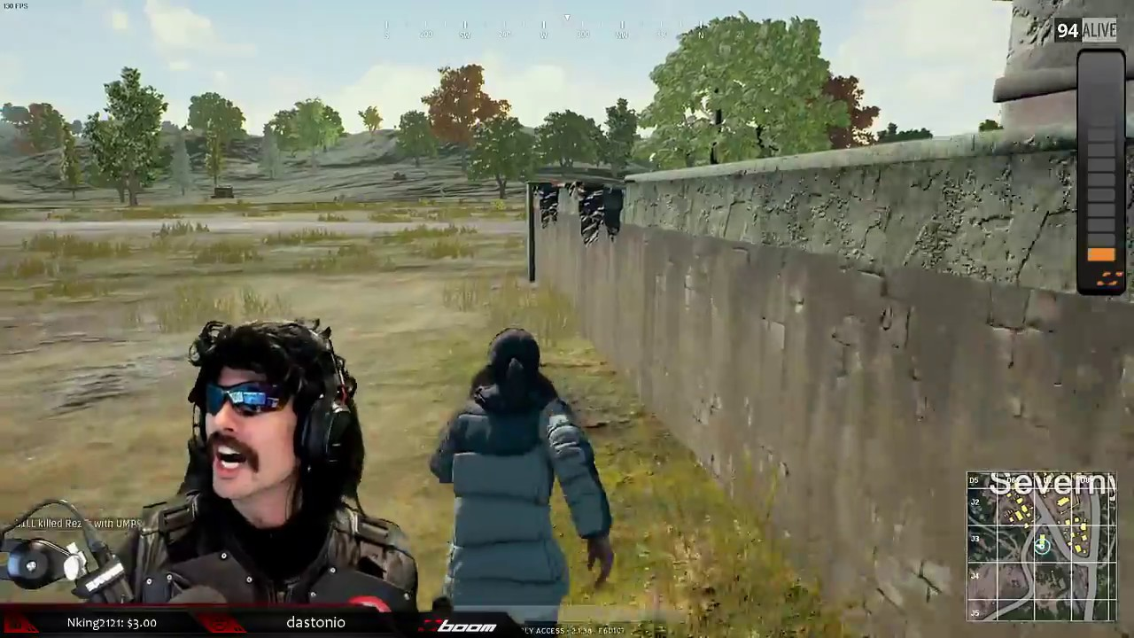 Drdisrespect Sings Pussy Camp Song In Playerunknowns Battlegrounds Pubg New April 6 2017