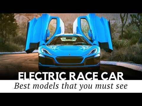 Top 10 Electric Racing Cars that Set New Standards for Track Competitions
