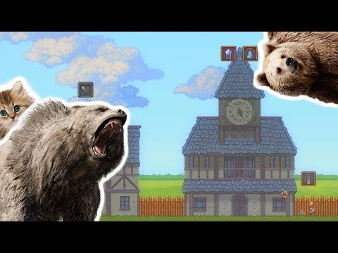 Life is Hard 2017 - Bear INVASION - Let's Play Life is Hard Gameplay