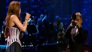 "Renee Olstead and Chris Botti ""Pennies From Heaven"""