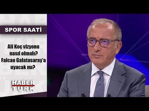 Spor Saati - 2 Eylül 2019 (Ali Koç vizyonu nasıl olmalı? Falcao Galatasaray'