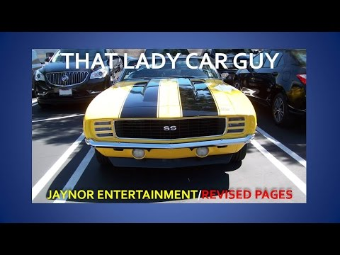 1969 Camaro SS Convertible – Cool Classic Car Convertible Thursday S2E10 – That Lady Car Guy