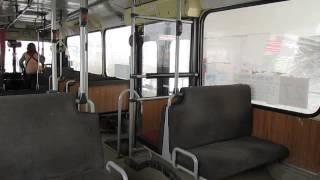 MAN SL200 госномер Т 016 СМ 96 маршрут 27
