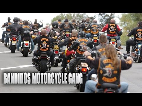 Bandidos Gang Documentary ( Motorcycle Madness )