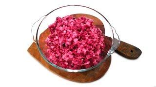 Салат со Свёклой ✧ Что будет если поменять 2 Ингредиента