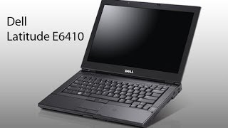 Dell Latitude E6410 Review
