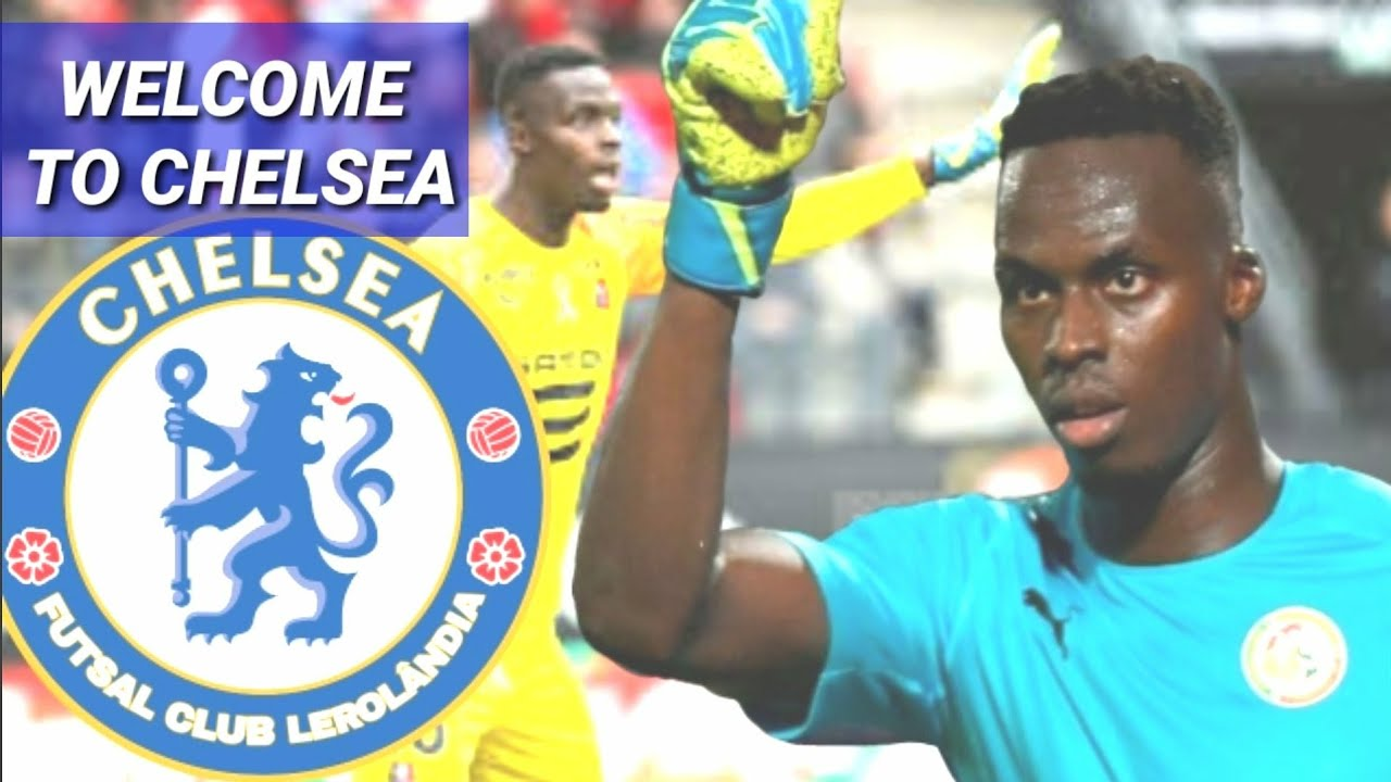 Download •Édouard Mendy Welcome To Chelsea. Best Saves 2019/2020*