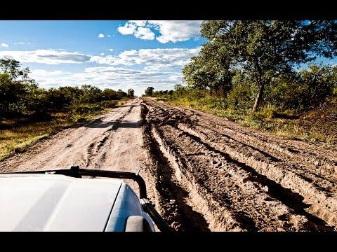 Living the Overlander's Dream, 8/26. Kabango, Angola