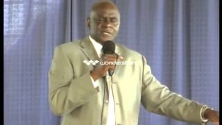 Pastor Tom Mugerwa  To be Perfected in God Part 1