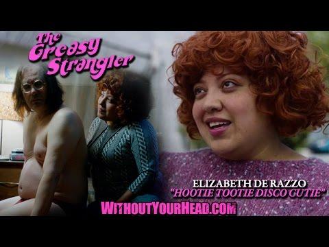 Without Your Head Podcast  The Greasy Strangler Elizabeth De Razzo