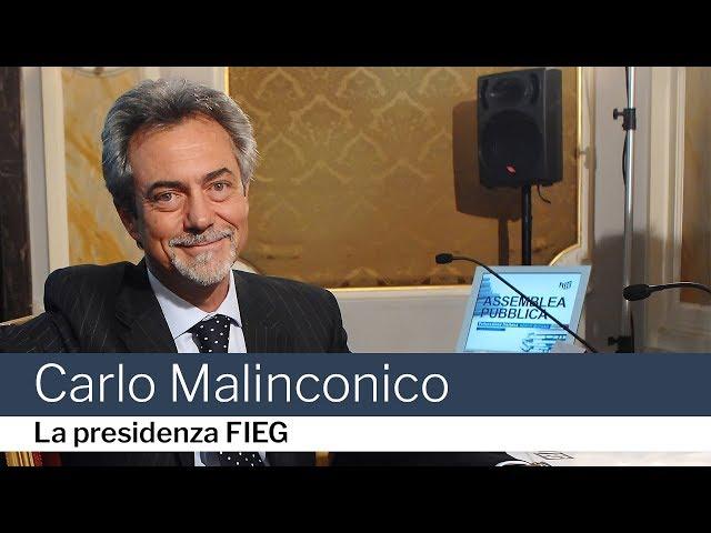 La presidenza FIEG
