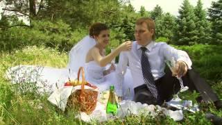 Андрей и Яна.  Свадебная прогулка.