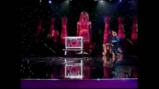 "Japanese Magician "" Ai and YuKi "" Excalibur Illusion on Masters of Illusion : Impossible Magic 2009"