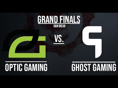 GRAND FINALS | Optic Gaming vs Ghost Gaming | San Diego