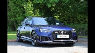 2018 Audi RS4 First Irish Drive - Carzone