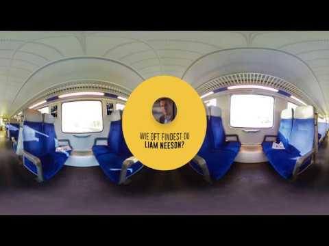 THE COMMUTER | 360° Video Wettbewerb 20 Minuten