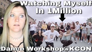 Video Watching Myself in the 1Million Workshop @ KCON NY 2017   FXXKING MORTIFIED download MP3, 3GP, MP4, WEBM, AVI, FLV Desember 2017