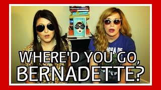 Where d You Go, Bernadette? | Go Read A Book | Club 14