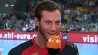 Handball EM 2016 Deutschland Spanien (Vorrunde)