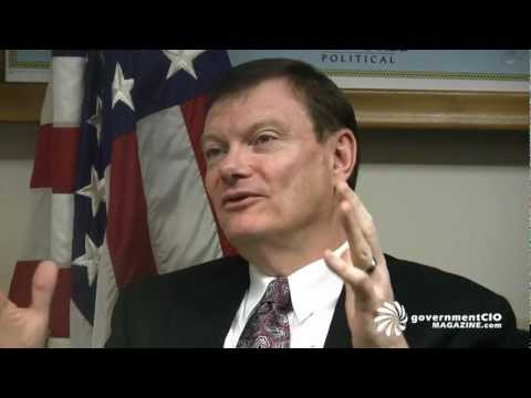 Interview with Terry Halvorsen, CIO, Department of Navy