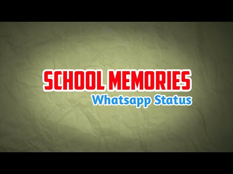I Miss My School Friends Whatsapp Status   Friendship Day