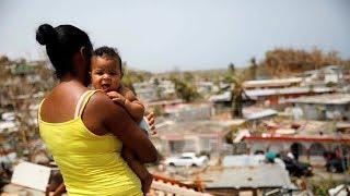 As Puerto Rico Faces $95 Billion Cleanup, Exposé Reveals Vulture Firms Who Own Its $74 Billion Debt