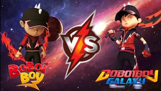 Download BoBoiBoy VS BoBoiBoy Galaxy [7 Kuasa Elemental]