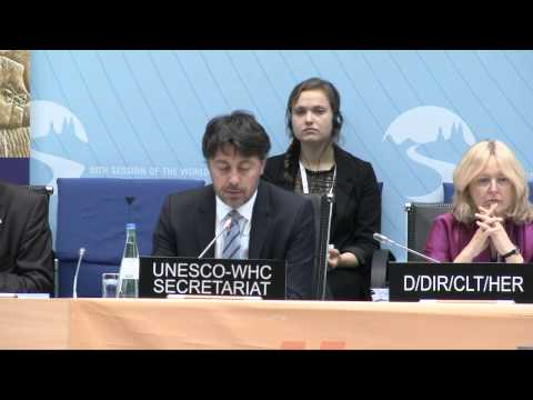 World Heritage - 39th World Heritage Committee 2015-07-06 9:30-13:00