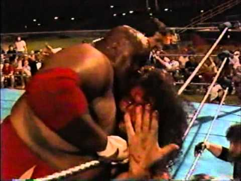 NWF Main Event - Bruiser Brody vs Abdullah the Butcher