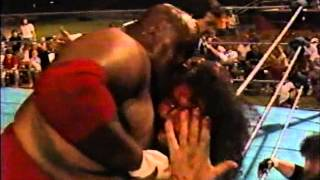 NWF Main Event - Bruiser Brody vs Abdullah the Butcher