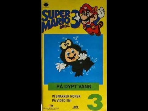 Super Mario Bros 3 VHS#3 - Norsk tale - Norsk tale