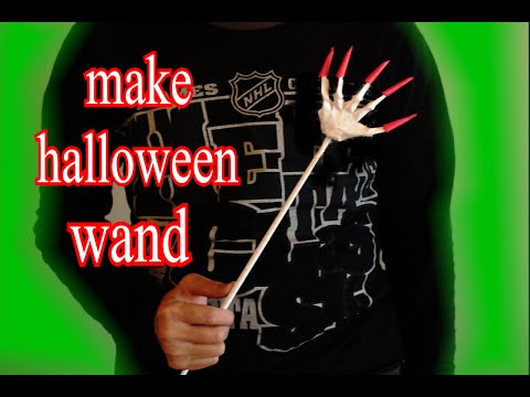 How To Make A Paper Wand