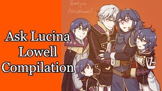 Ask Lucina Lowell Compilation - Fire Emblem Comic Dub