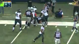 Philadelphia Eagles vs Dallas Cowboys - Week 13 NFL Highlights 2014